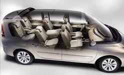 Véhicule monospace - Renault Espace IV